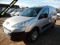 2011 61 PEUGEOT PARTNER 1.6 HDI SE L1 625 WITH CRUISE CONTROL DIESEL