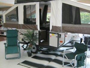 2018 Forest River Rockwood Tent Freedom Series 1604OLTD