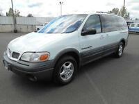 1998 Pontiac Montana Minivan, Van