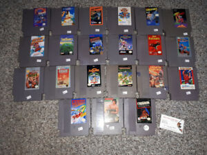 ** NES Games + More **