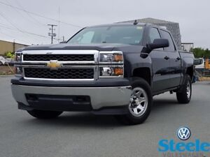 2015 CHEVROLET SILVERADO 1500 LS - Trade-in, 4x4, Crew Cab
