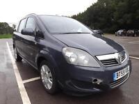 Vauxhall/Opel Zafira 1.6i 16v 2010 Life 81000 MILES