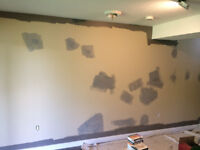 Skilled painter available for your projects