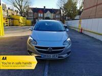 2015 Vauxhall Corsa 1.2i Design 3dr +Low Miles +ULEZ +Cheap Insurance