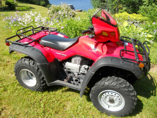 Used 2005 Honda FOURTRAX TRX 350 4x4
