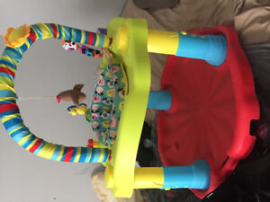 Exersaucer... Farm Theme..Great Condition...$25
