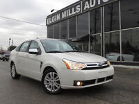 2009 Ford Focus SEL ,Loaded . ONLY 49000 Km , CERTIFIED . Markham / York Region Toronto (GTA) Preview