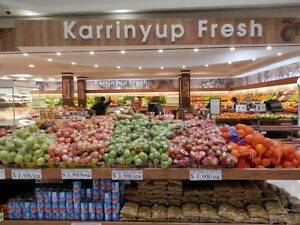 Customers + Business + Location = KARRINYUP FRESH Karrinyup Stirling Area Preview