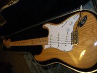 Fender 72' Reissue Stratocaster U series