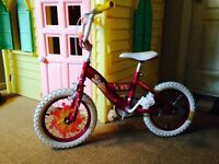 Disney Princess Bicycle 14 inches