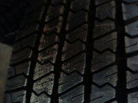 2pneus ete neufff 235-75-r15 MICHELIN LTX NEW