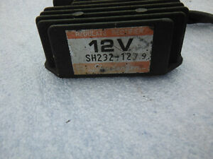 1978 1979 Honda CB400 CB400T Regulator Rectfier 	 31600-KV8-681