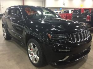 2014 Jeep Grand Cherokee SRT  w/ Tow, Safety Pkge