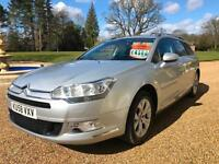 2008 '58' CITROEN C5 2.0 HDi EXCLUSIVE MANUAL ESTATE