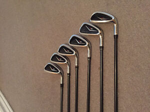 Taylor Made R9 irons