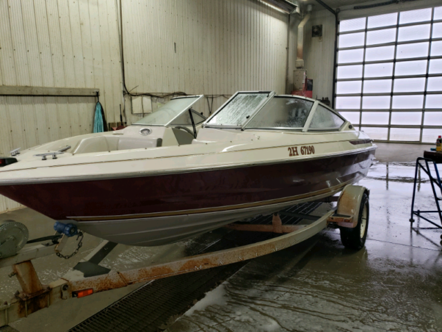 1995 maxim boat | Powerboats & Motorboats | Edmonton | Kijiji