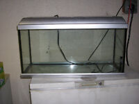 fish tank with lite 50 to 60 gal