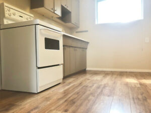 Bright 1 Bedroom Basement Suite --Includes Utilities!