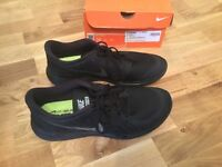 Nike Free 5.0 - Black/Black Anthracite Size 11 (with receipt and original box)