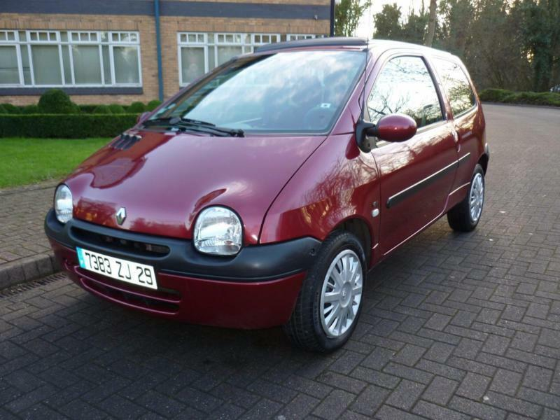 Sold Now 2002 Renault Twingo 12 16v Left Hand Drive Lhd French