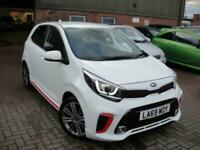 2020 69 KIA PICANTO 1.0 GT-LINE 5D 99 BHP FULL LEATHERS