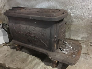 Antique heater collectible