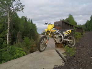 2014 rmz 450 efi  looking at trades