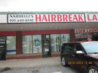 Hair Salon/ or small bussiness unit for lease