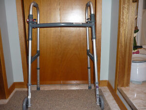 Walker (Invacare) Easy to Fold Up