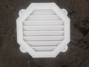 Used 18 inch gable vent