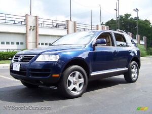 2004 VOLKSWAGEN TOUAREG AWD = 168K = LEATHER LOADED!!!