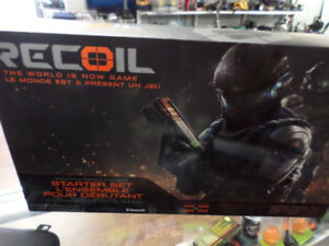 ksq Recoil Multi-Player Starter Set with Wi-Fi Game Hub for sale