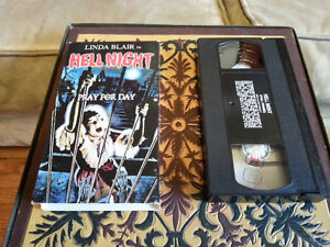 Hell Night VHS ( HORROR )