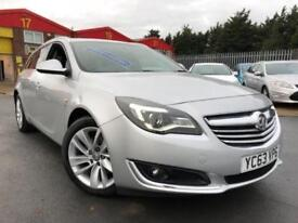 2013 Vauxhall Insignia 2.0 CDTi [140] ecoFLEX SRi Nav 5dr [Start Stop] 5 door...