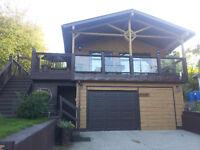 cottage on echo lake