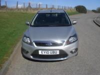 Ford Focus 1.8 125 2010.25MY Titanium ONLY 62630 Mls Newly Serviced Alloys