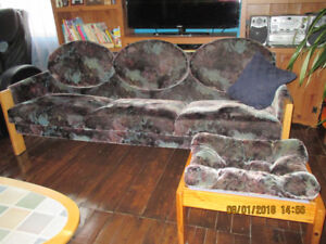 sofa et fauteuil
