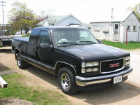 Wanted: Parts for my 98 GMC Sierra Truck