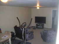 For Rent Immediately , 2 Bedroom Suite, Own entrance and laundry