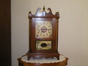 Eli Terry style mantle clock