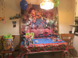 Birthday Decorations - Toy Story Cornwall Ontario image 1