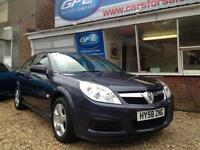2008 58 Vauxhall Vectra 1.8i VVT Exclusive. FINANCE AVAILABLE