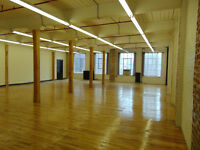 ST.HENRI - Commercial Loft - 1200 - 15,000 sqft