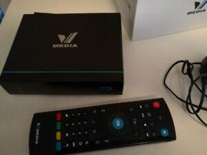 Vbox - VMedia TV player
