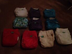 BRAND NEW cloth nappy bundle