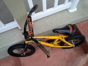 "14"" boys bike bandit"