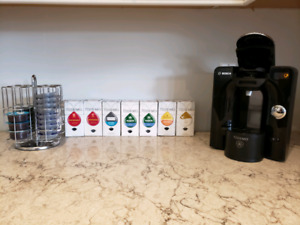 Tassimo T55 coffee maker with T-Disc Carousel