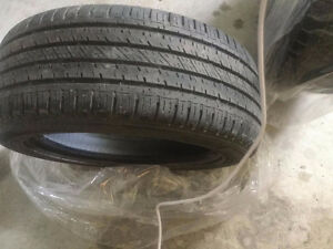 Three Run Flat Bridge stone All Season tires 205/55/R16