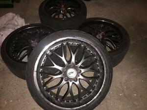 Rims on Tires 19 inch Kitchener / Waterloo Kitchener Area image 7