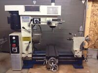 Craftex mill and lathe model B2229